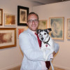 Hollywood center offers art with a canine touch
