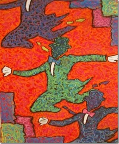 Jazzman, by Sharon Koskoff.
