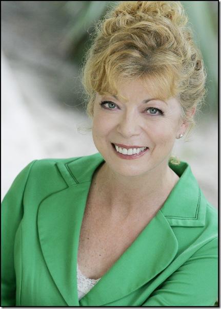 Actress Angie Radosh.