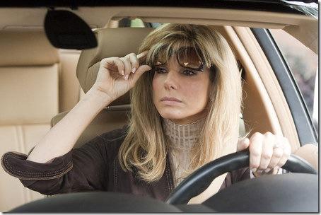 Sandra Bullock in The Blind Side.