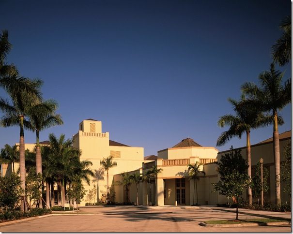 The Norton Museum was founded in 1941.