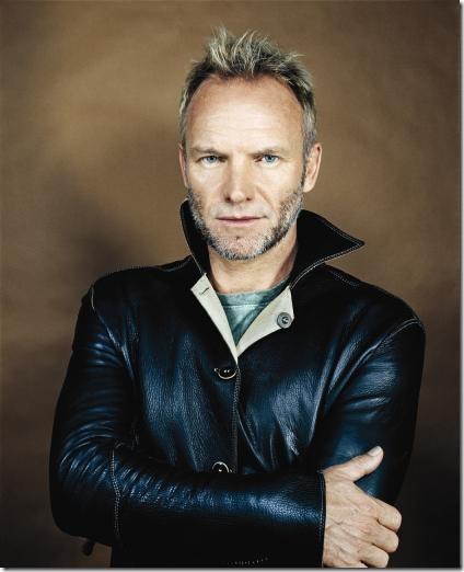 Gordon Sumner, better known as Sting.