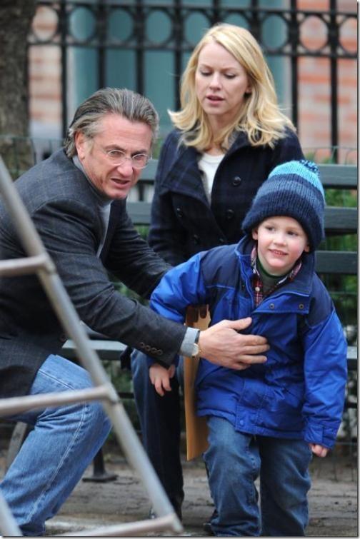 Sean Penn and Naomi Watts in Fair Game.