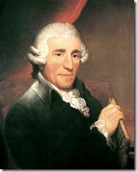 Franz Joseph Haydn (1732-1809).