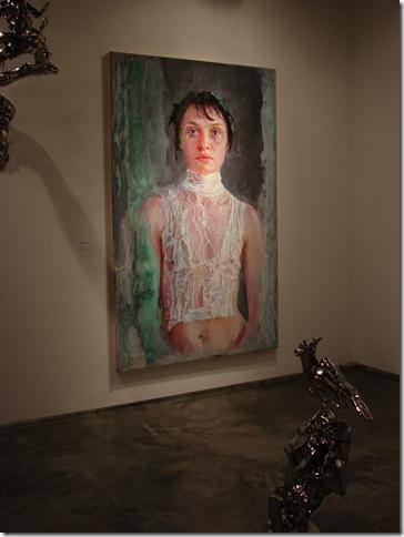 Camille Claudel Series III (2011), by Piet van den Boog. (Courtesy Mike Weiss Gallery, New York City)