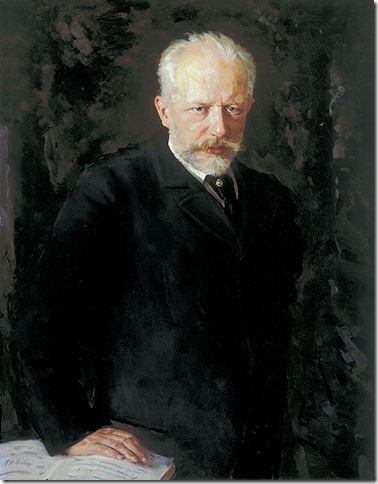 Pyotr Ilyich Tchaikovsky (1840-1893).