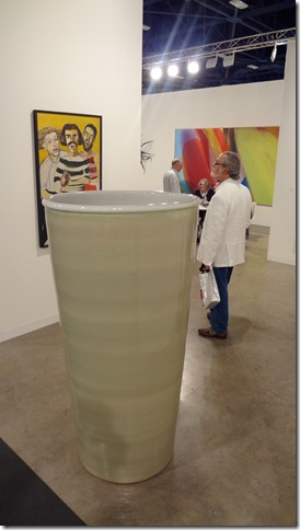 Color Cup (2006), by Ai Weiwei. (Photo by Katie Deits)