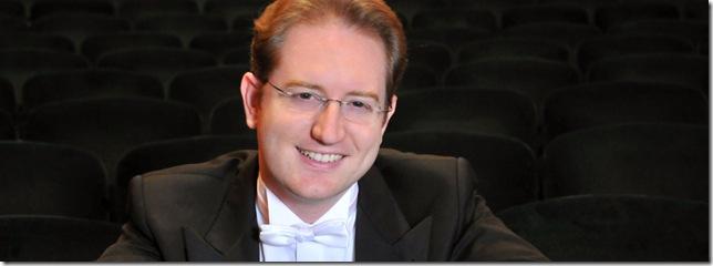 Ramon Tebar, conductor of the Palm Beach Symphony.