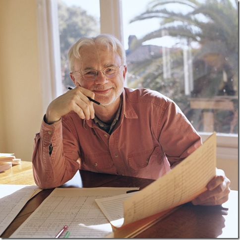 John Adams. (Photo by Margaretta Mitchell)