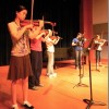 Stringendo summer camp works to build serious string players