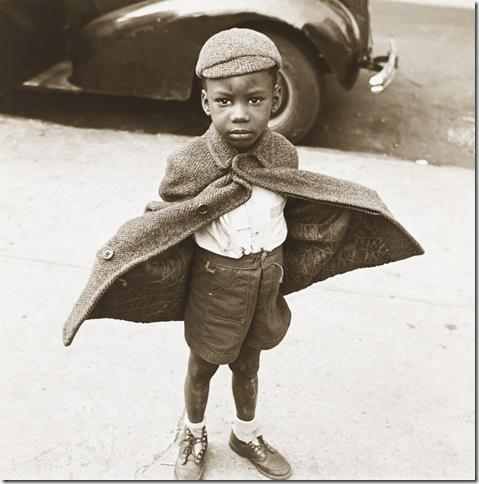 Butterfly Boy (1949), by Jerome Liebling.