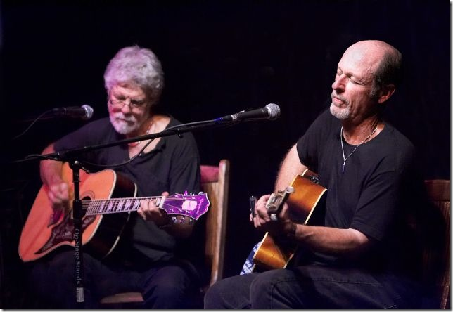 Fred Tackett and Paul Barrere
