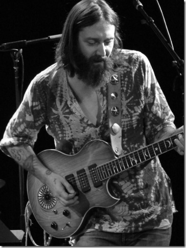 Chris Robinson. (Photo by John Schultz)