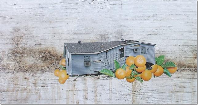 Orange Crush (2007), by Phillip Estlund.