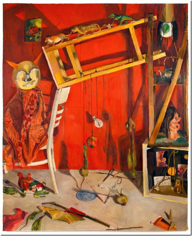 Witches House (2011), by Emily Zuch.