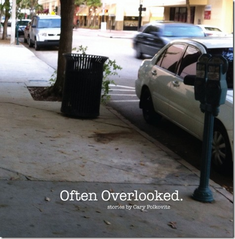 The cover of Often Overlooked.