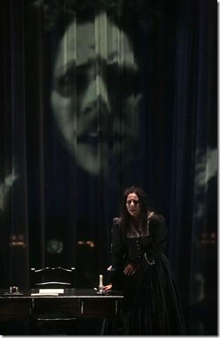 Shirin Eskandani in The Turn of the Screw.