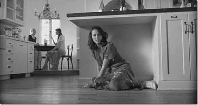 Amy Acker in Much Ado About Nothing.