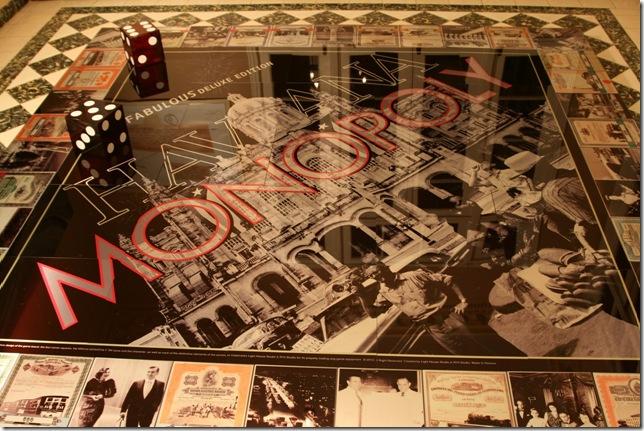 Monopoly, by Kadir Lopez.