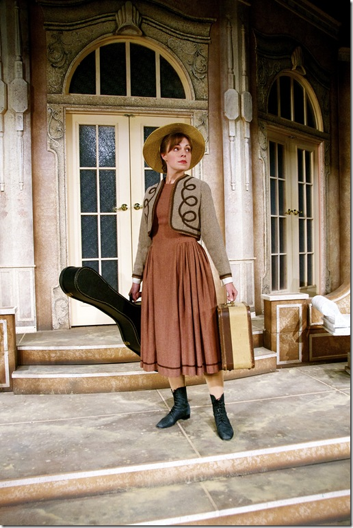 Krista Severeid as Maria in The Sound of Music. (Photo by Amy Pasquantonio)