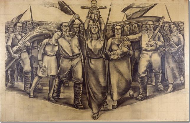 Ritorno. Canzone (1932), by Antonio Giuseppe Santagata