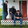 Three blues masters find the jamming is easy as a supergroup