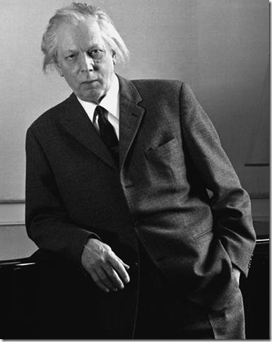 Boris Blacher (1903-1975).