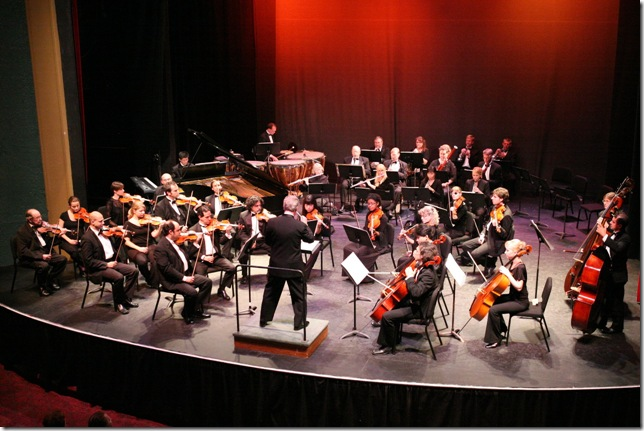 The Atlantic Classical Orchestra.