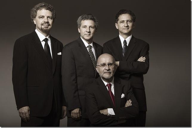 Cuarteto Latinoamericano. (Photo by Sergio Yazbek)