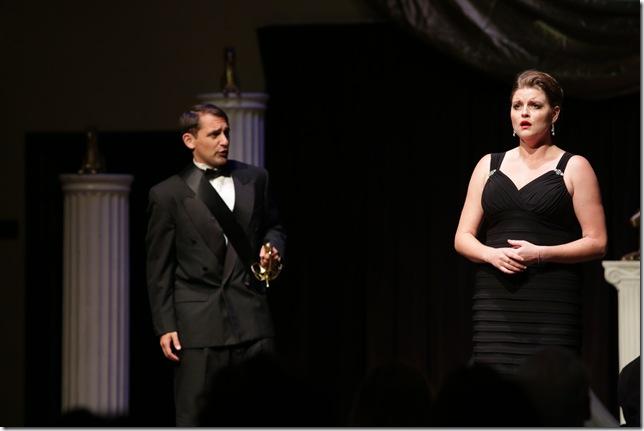 Nicholas Nestorak and Claire Kuttler in Alcina.
