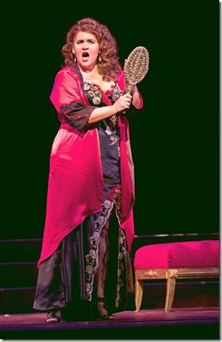 Keri Alkema as Giulietta.