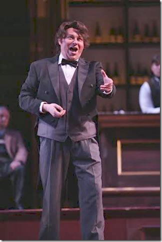 Christopher Bengochea as Hoffmann in The Tales of Hoffmann.