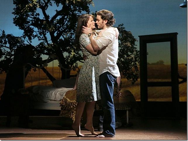 Kelli O'Hara and Steven Pasquale in