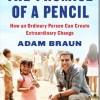 'Pencil' full of itself, but recounts an admirable idea