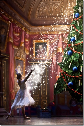 """A photo from the Boca Ballet Theatre's production of """"The Nutcracker."""" (Photo by Tim Thomas)"""