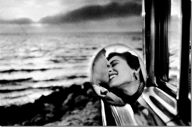 "Santa Monica, California, 1955,"" (1955) by Elliott Erwitt."