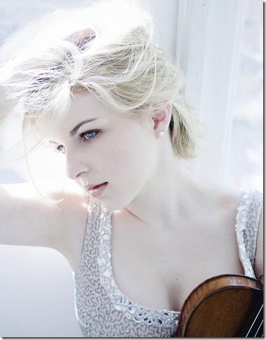 Caroline Goulding. (Photo by Lisa-Marie Mazzucco)