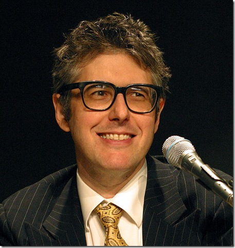 Ira Glass will be a guest at the Miami Book Fair.