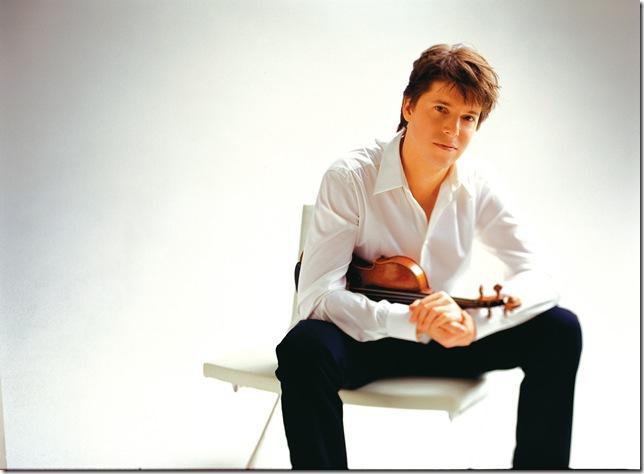 Joshua Bell. (Photo by Bill Phelps)