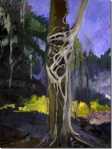 The Strangling Fig Tree, by Inger Hansen.