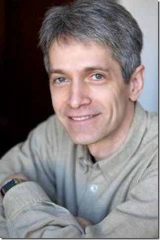 Composer Ben Moore.