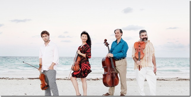 Delray String Quartet.