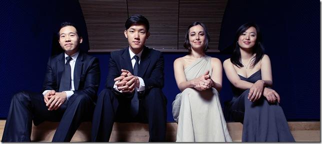 The Parker Quartet.