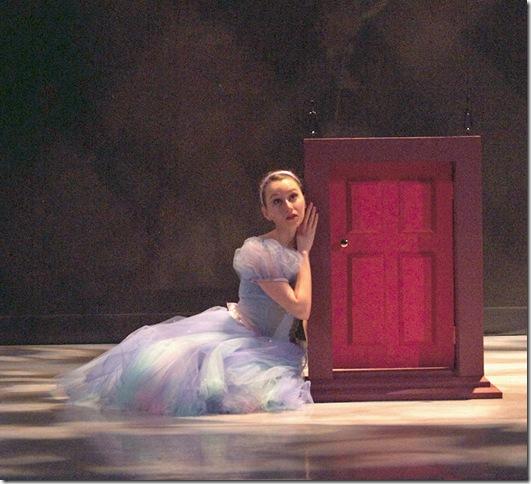 "A scene from ""Wonderland."""