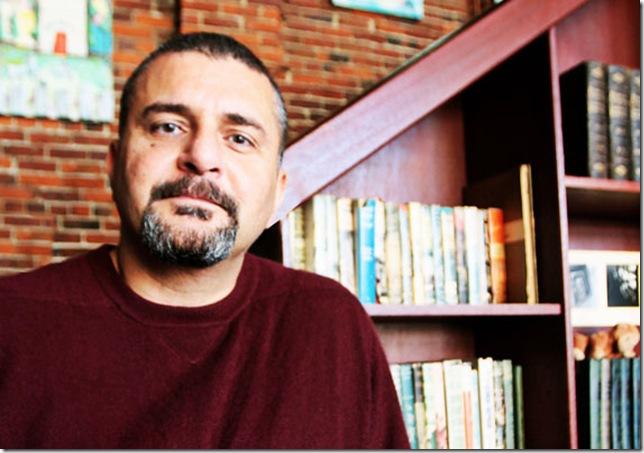 Yussef El Guindi.
