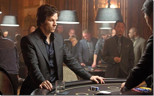 "Mark Wahlberg in ""The Gambler."""