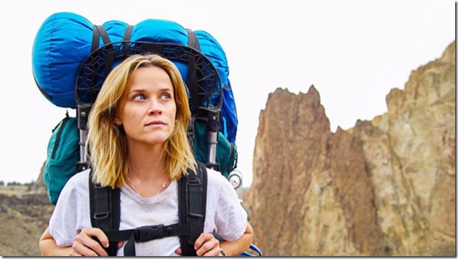 "Reese Witherspoon in ""Wild."""