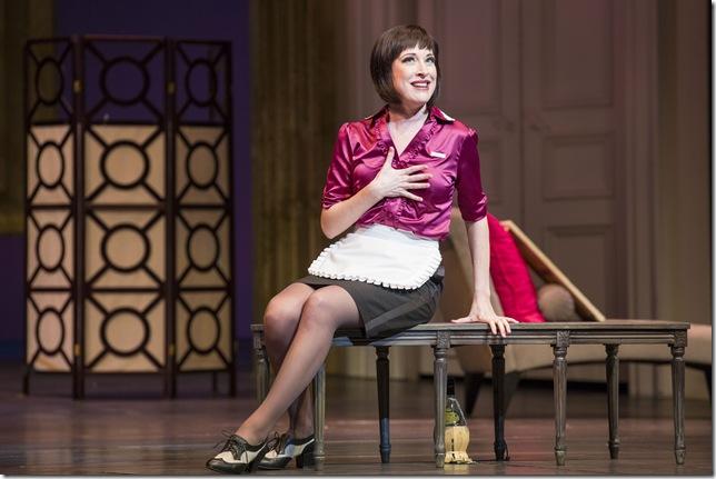 """Ava Pine in """"Così fan Tutte."""" (Photo by Rod Millington)"""