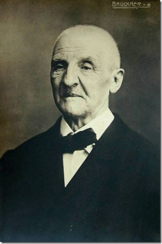 Anton Bruckner (1824-1896).