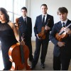 Youthful Calidore Quartet wins over Flagler audience